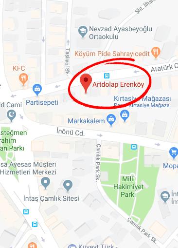 Erenköy Mağaza